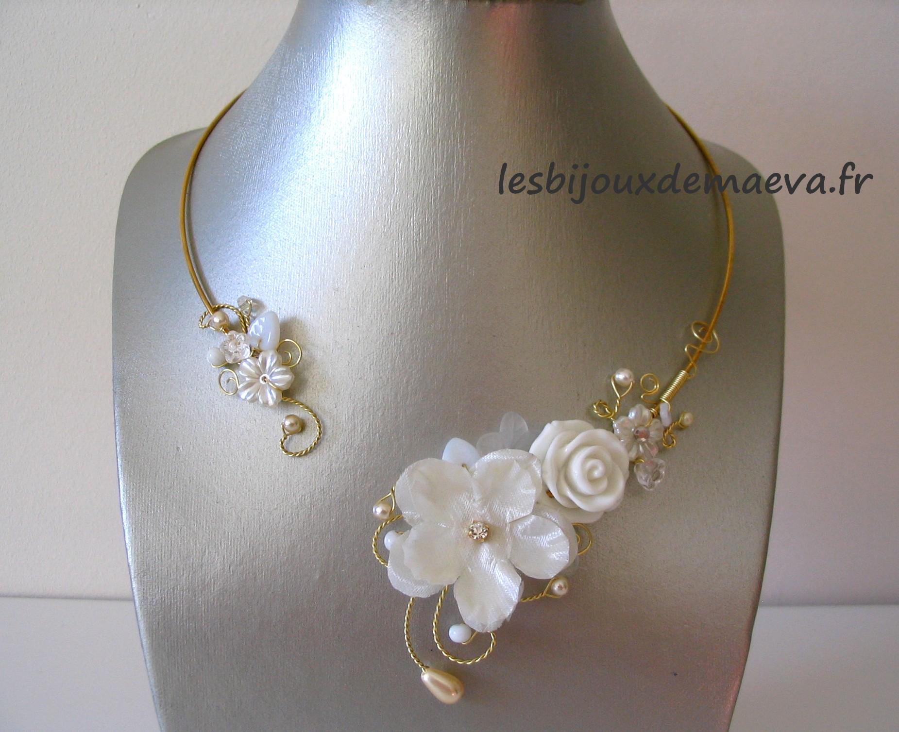 bijoux fantaisie mariage
